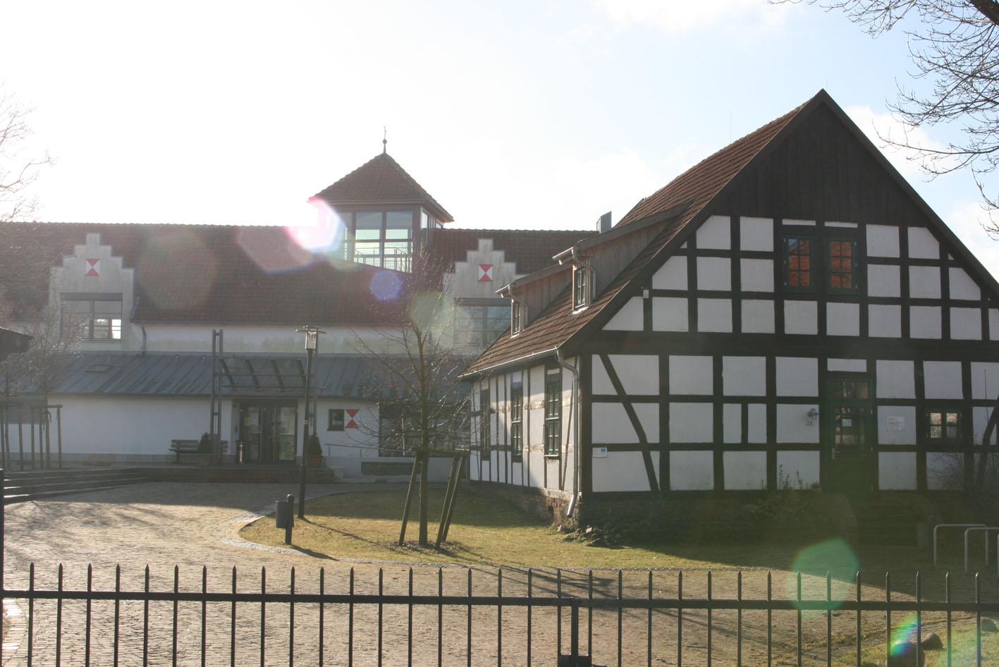 Eingang zum Burghof / Bild: Reiner Dittmers