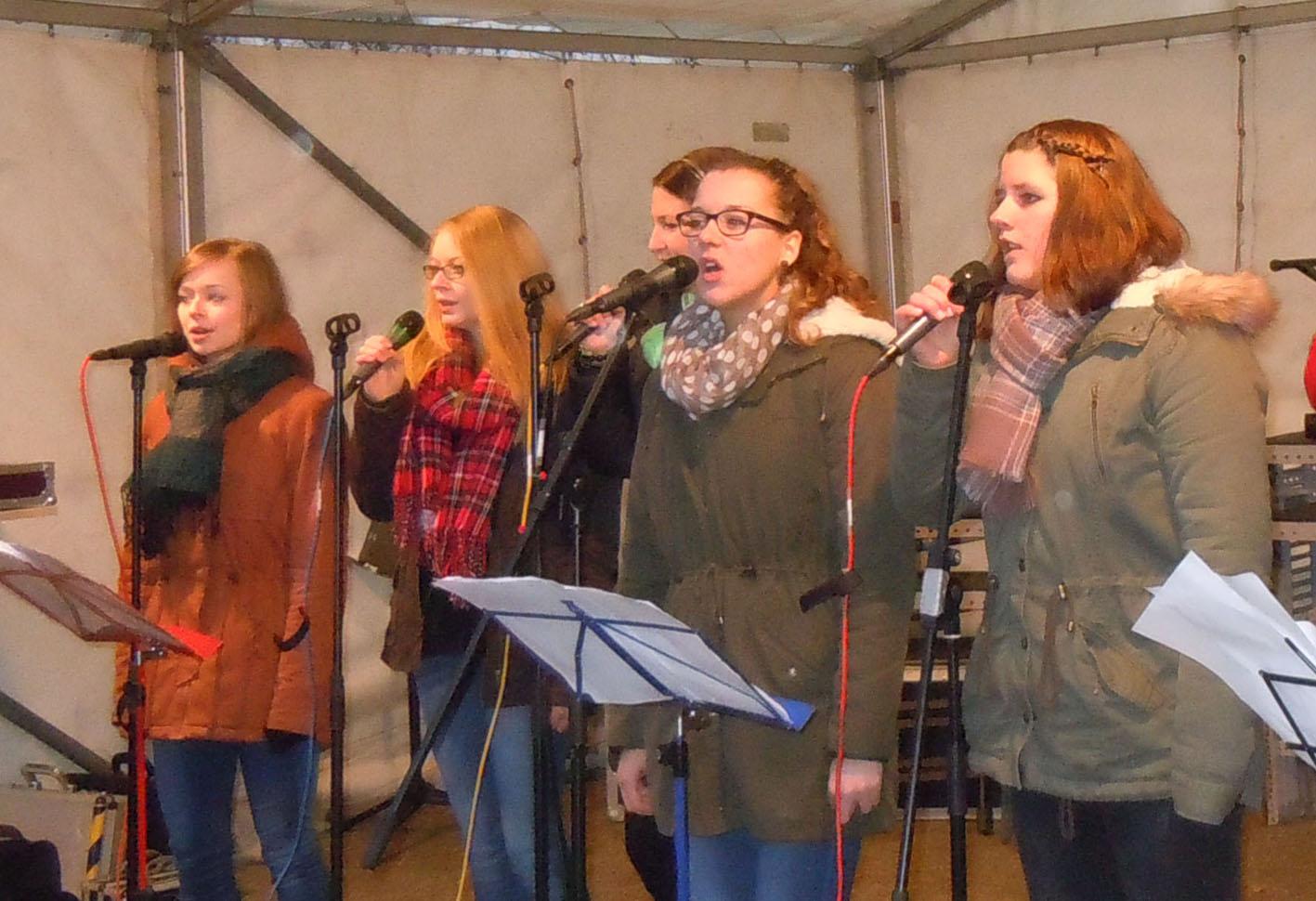 Weihnachten ohne Musik - das geht gar nicht / Foto: Margret Dannemann-Jarchow