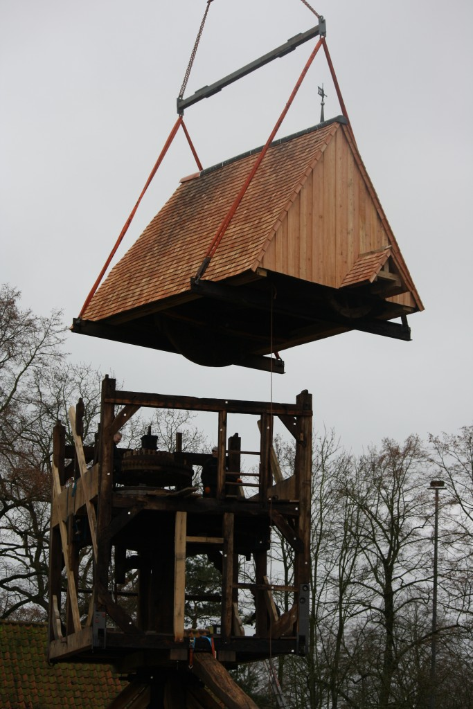 Das fliegende Dach / Foto: Gudrun Fischer-Santelmann