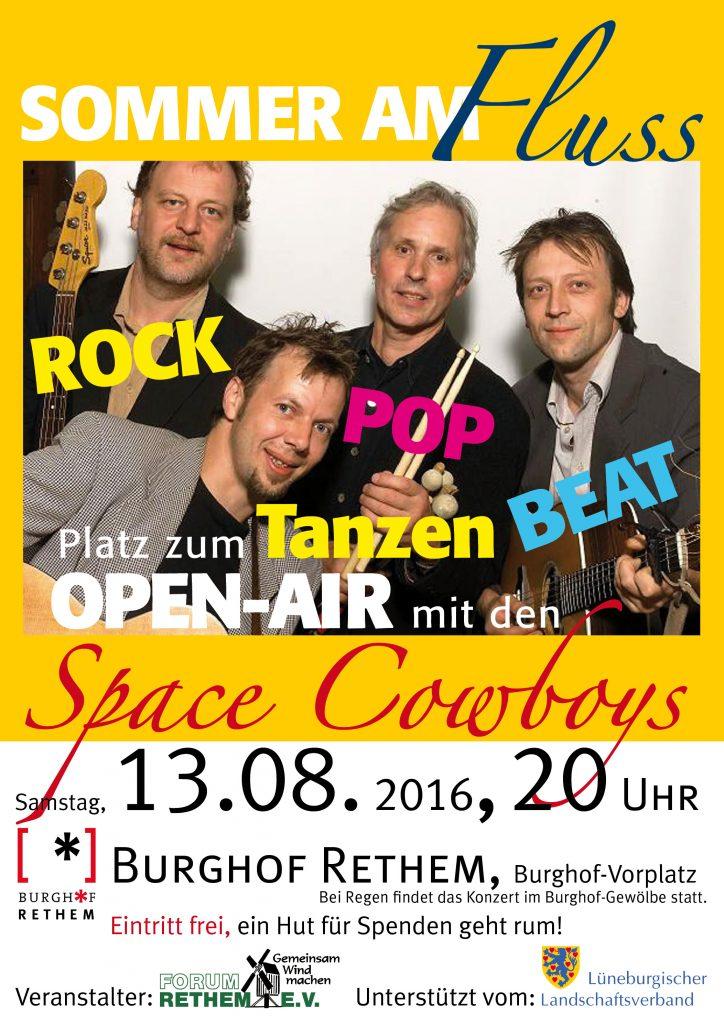 Plakat zum Event / Forum Rethem e.V.